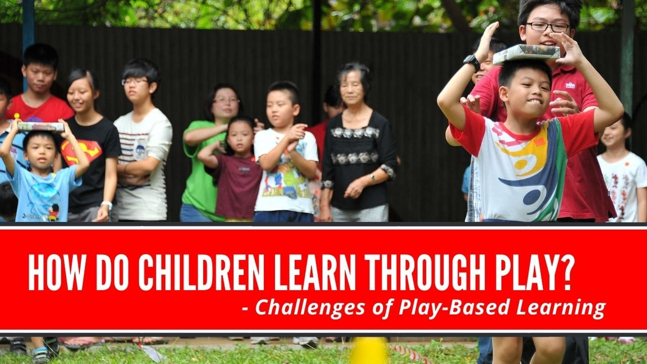 how do children learn through play