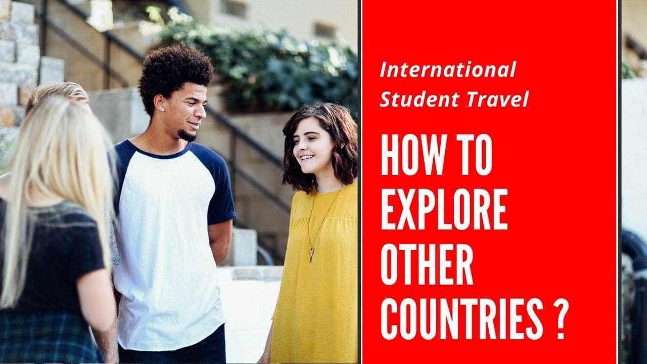 International student travel