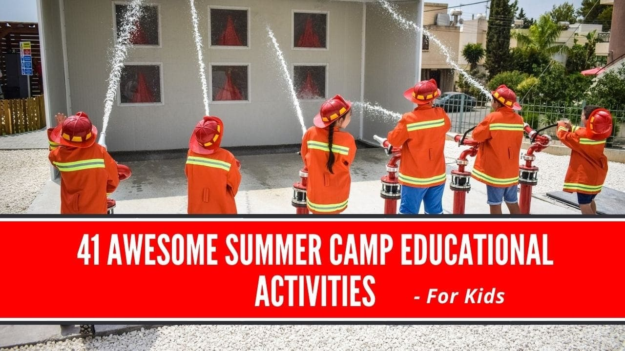 summer camp educational activities